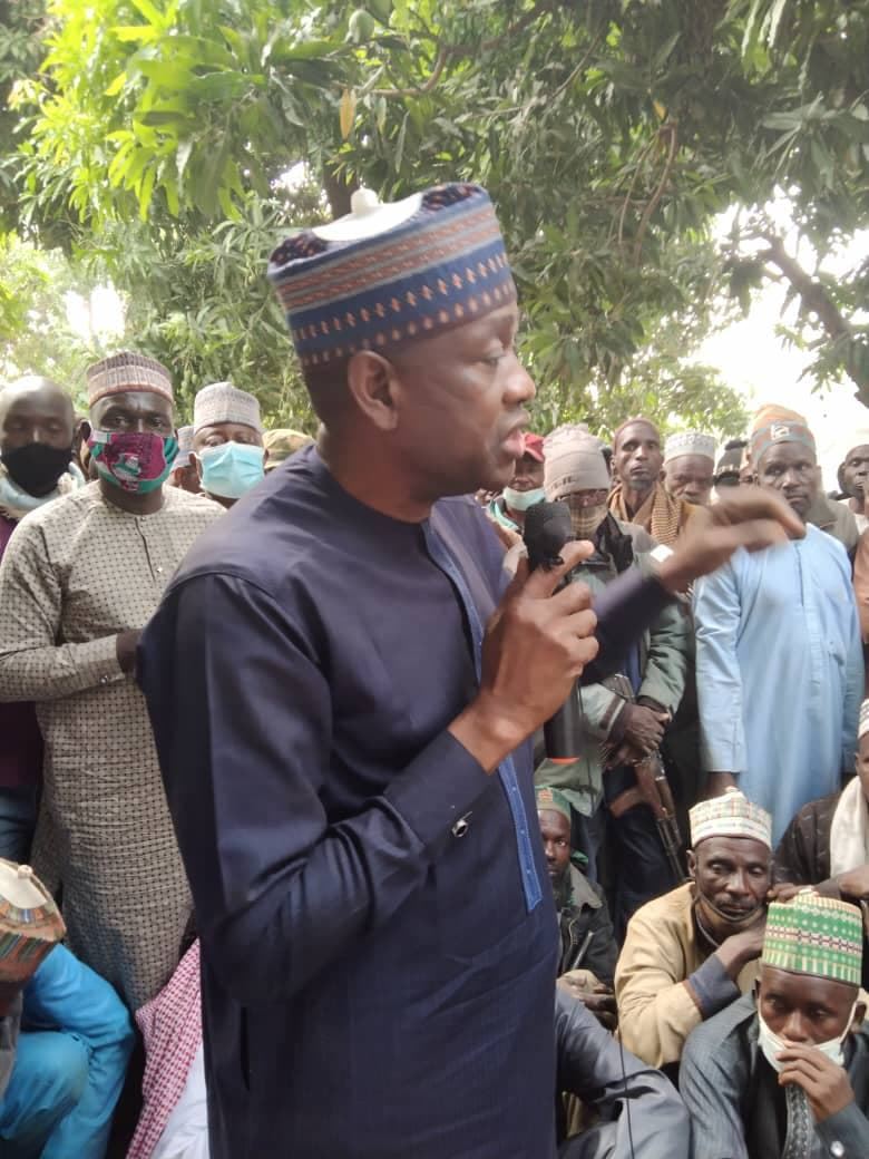 'We Can't Dictate To Bandits' – Niger Govt speaks on delay in rescue of Kagara Victims